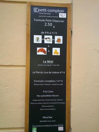 Le petit comptoir avignon restaurant avis num ro de t l phone photos tripadvisor - Le petit comptoir avignon ...