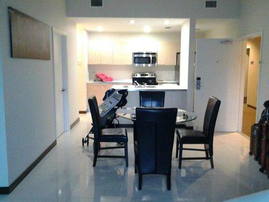 Habitat Residence : Sala do apart