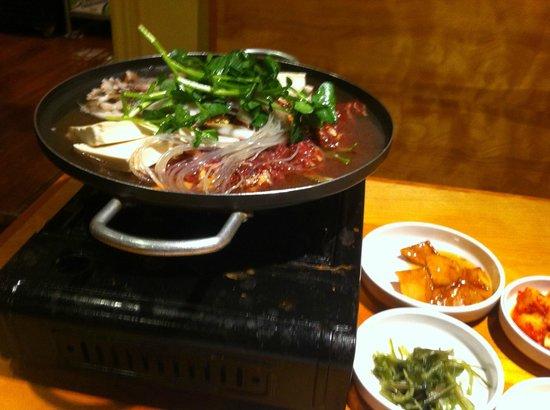 Nak Won: Hot Pot