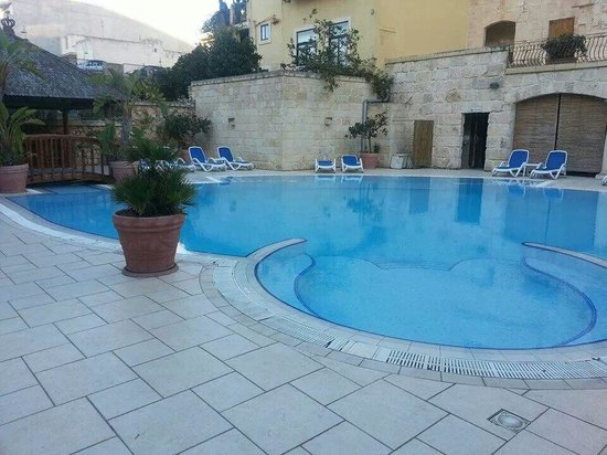Maritim Antonine Hotel & Spa : Outdoor pool