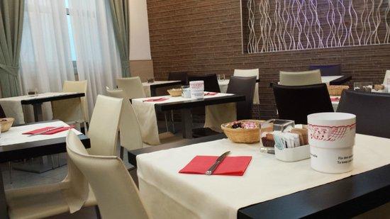 Hotel Mito: Sala da pranzo