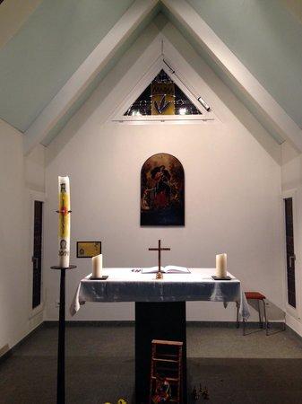 Kapelle im Riet