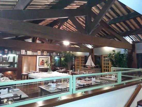 Hotel El Cazar : restaurante