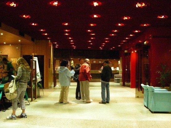 Olaias Park Hotel: Lobby