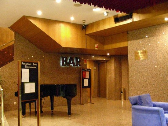Altis Park Hotel: Lounge entrance