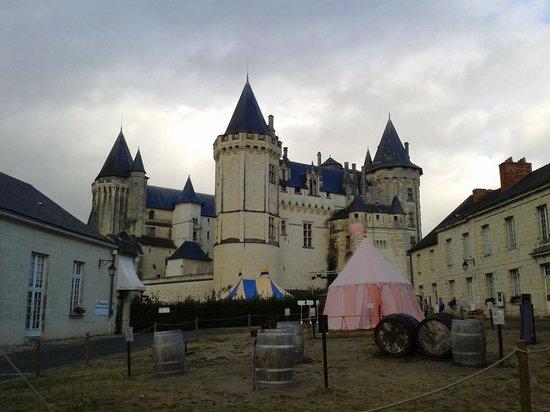 Château de Saumur : Le château
