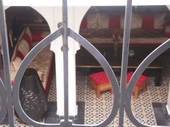 Dar Sholmes: Courtyard