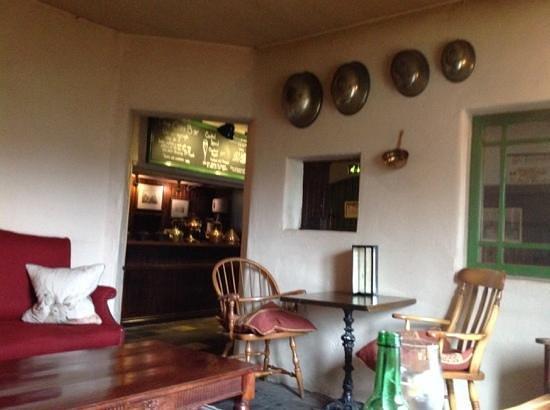The Bushmills Inn Hotel: cosy