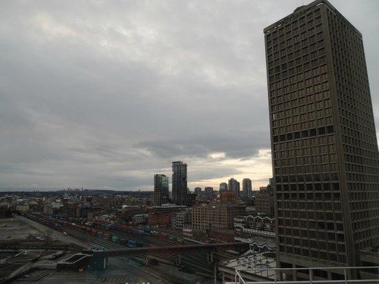 Pan Pacific Vancouver : City View