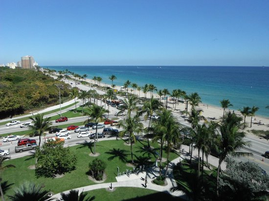 Sonesta Fort Lauderdale Beach : View from our room