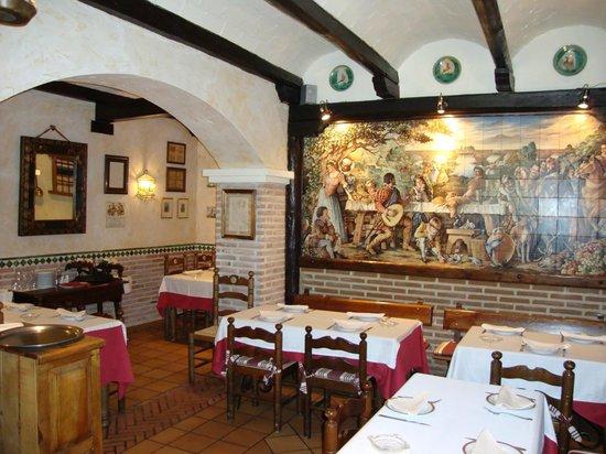 Taberna Mingote: Restaurante Mingote