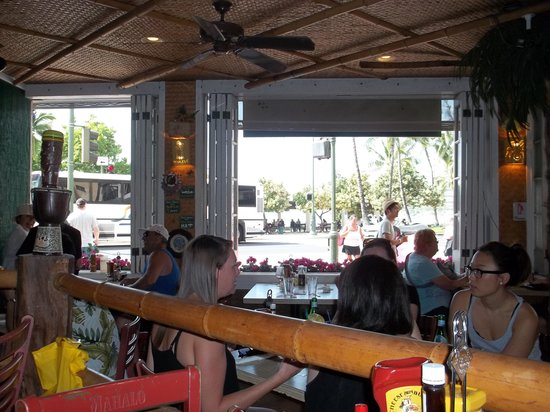 Cheeseburger In Paradise : Love the view!!!
