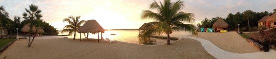 Bacalar Lagoon Resort: Panorama