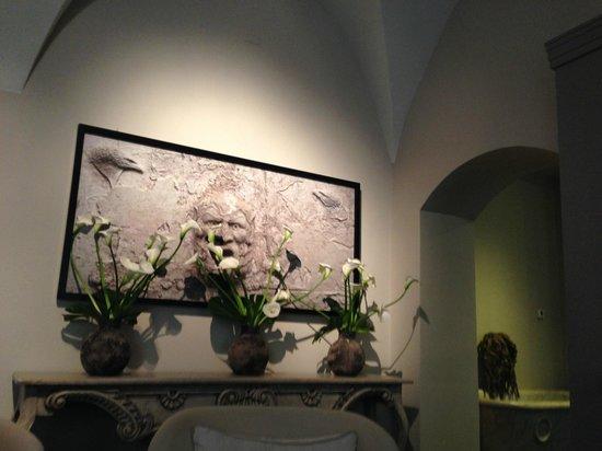 Firenze Number Nine Wellness Hotel : Accueil