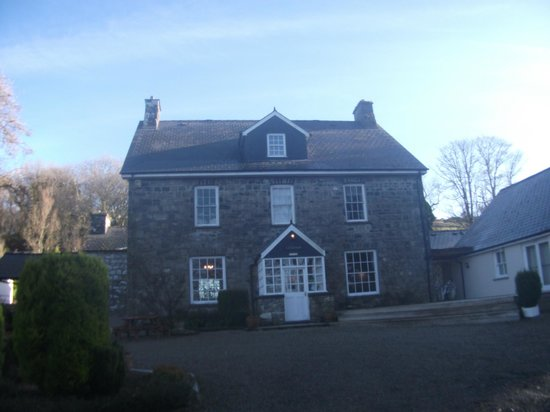Gellifawr Hotel and Cottages : Main house