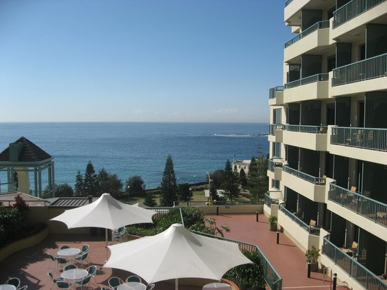 Crowne Plaza Hotel Coogee Beach - Sydney: View from suite