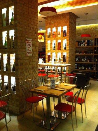 Wine Bar XXI Aprile