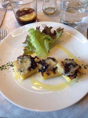 Gucci Cafe: Crostini
