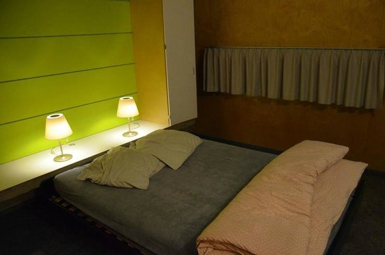 Lausanne Youth Hostel : Room #1