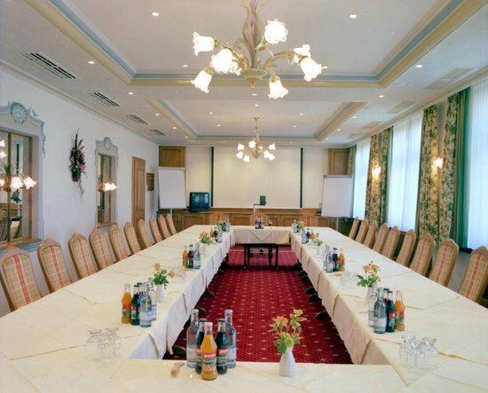 Hotel Gerbe: Tagungen