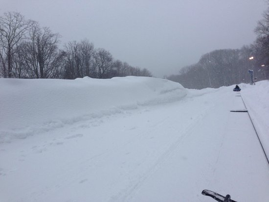 The Omni Homestead Resort: Snow Tubing