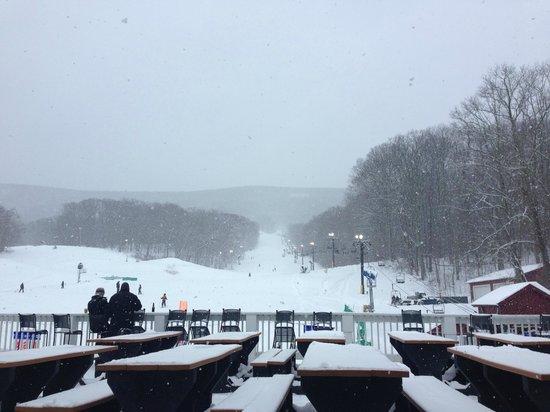 The Omni Homestead Resort: Ski Slopes