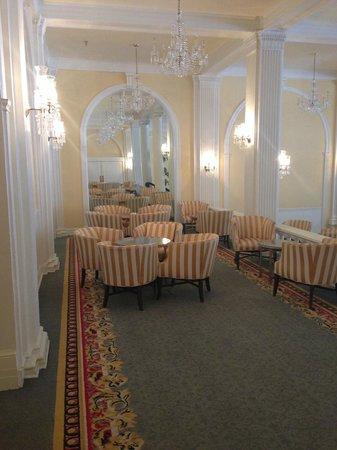 The Omni Homestead Resort: Functino room