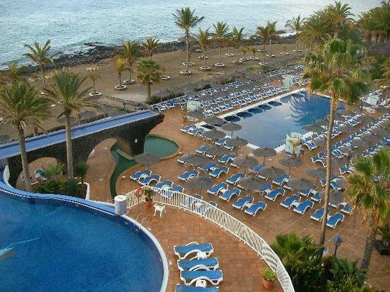 VIK Hotel San Antonio: 4724 balcony view