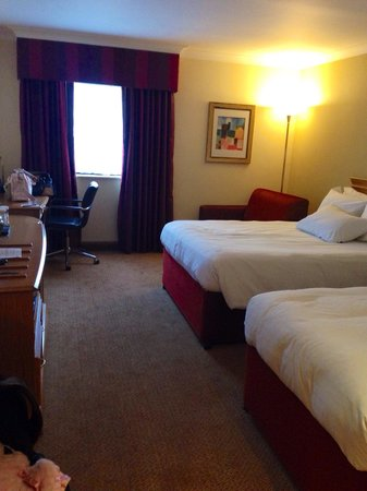 Hilton Warwick / Stratford-upon-Avon: Family room