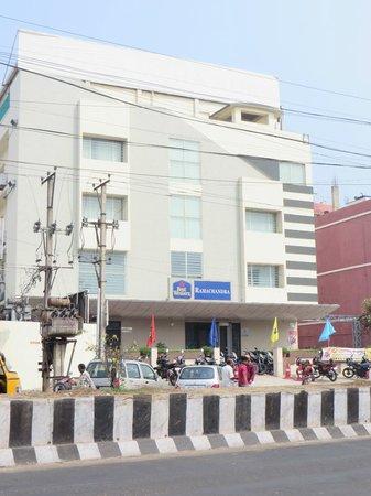 BEST WESTERN Ramachandra: Street view