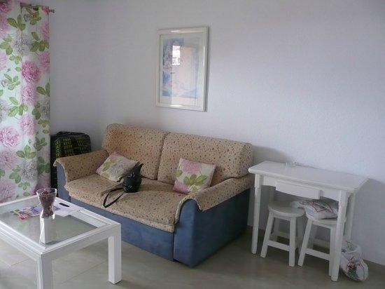 Tenerife Royal Gardens: Living room