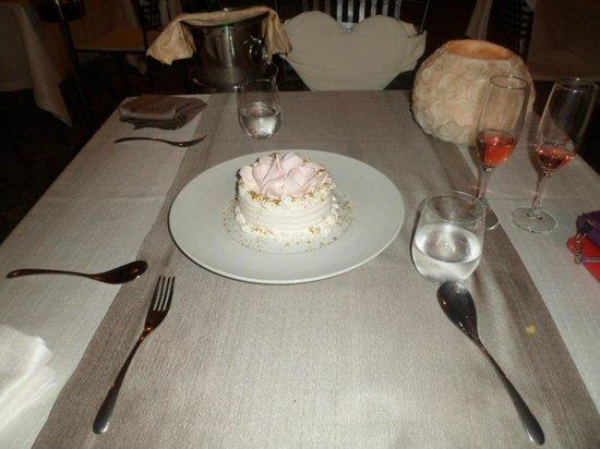 Villa Antonio: torta