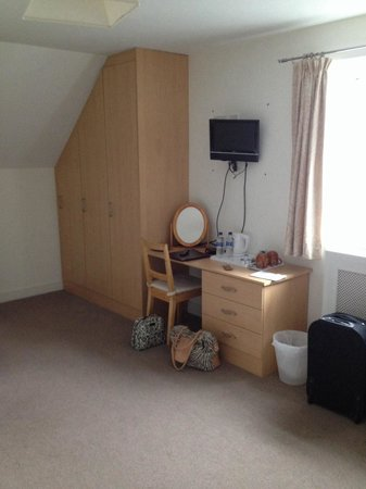 Whitton Lodge: Lots of space