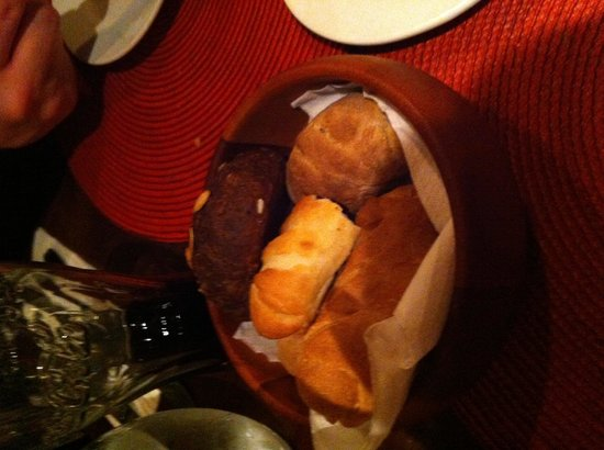 Parkers Arms: Bread