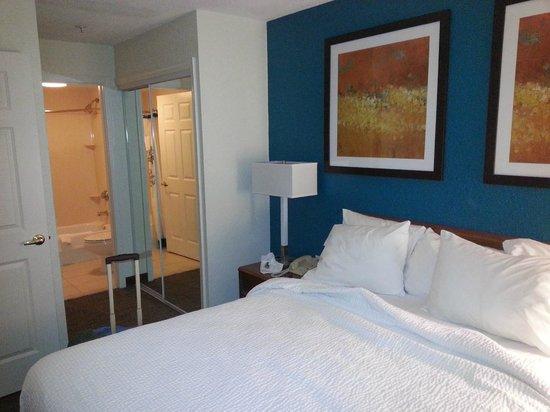Residence Inn Danbury: Bedroom