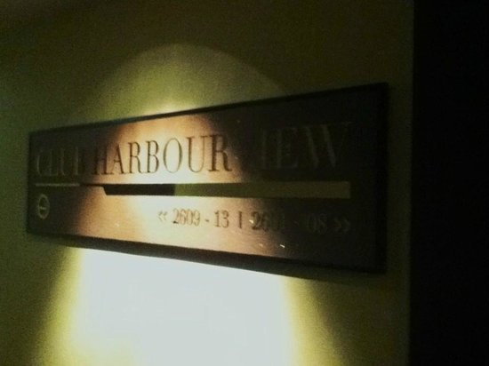 Hotel Panorama by Rhombus : 26th Floor - Club Harbour View