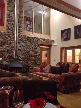 Willowbeck Lodge: Lounge area