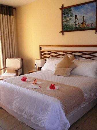 Royal Beach Hotel: Une chambre