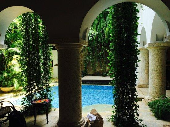 San Pedro Hotel Spa : Lobby!