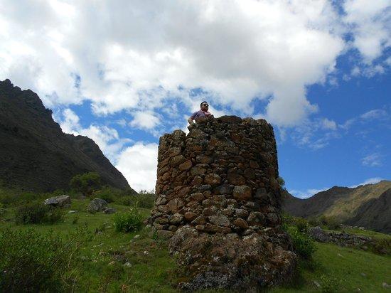 Pumamarca Ruins : ruinas