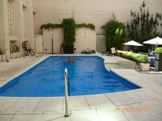 Regal Pacific Hotel Buenos Aires: pileta