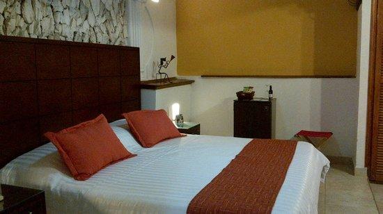 Hotel Casa Los Puntales : Habitación 205