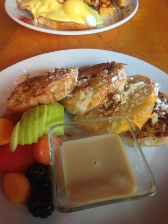 Lola Valentina: The most amazing french toast