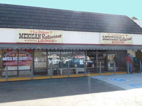 La Palapa Mexican Restaurant: La Palapa 92040