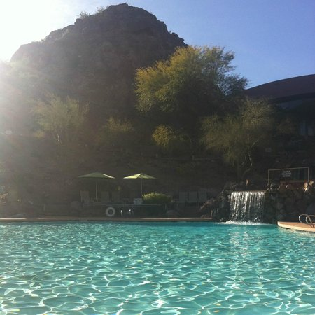 Phoenix Marriott Tempe at The Buttes : Pool