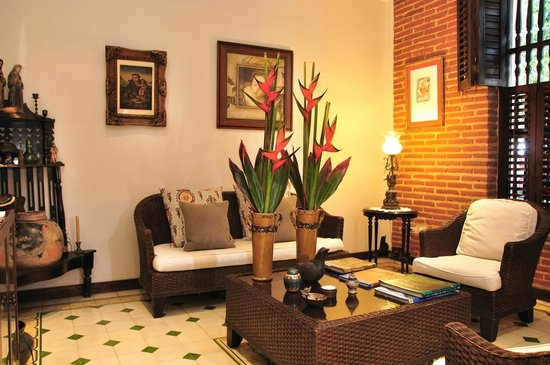 Casa La Fe - a Kali Hotel: Lobby