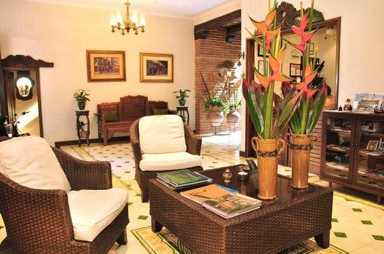 Casa La Fe - a Kali Hotel : Reception/Lobby