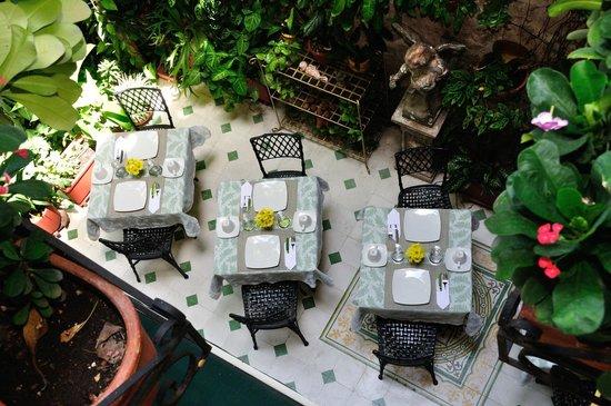 Casa La Fe - a Kali Hotel: Breakfast area