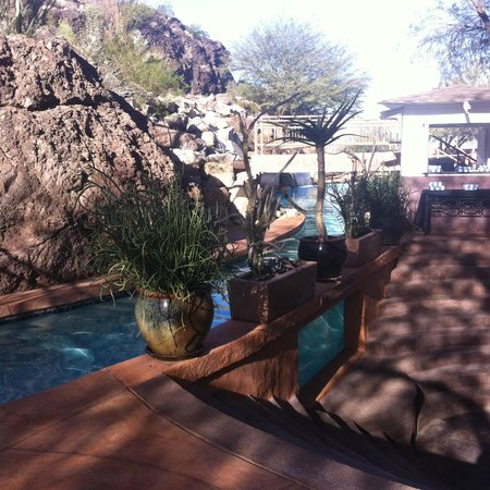 Phoenix Marriott Tempe at The Buttes: Pool