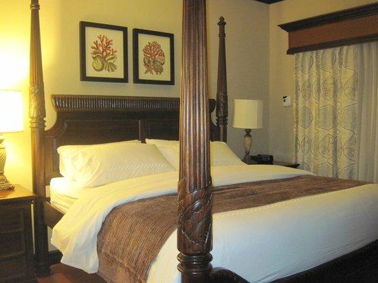 Sandals Ochi Beach Resort : Butler suite on the Manor side
